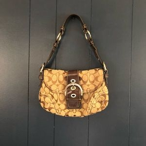 Coach Soho shoulder bag, $45